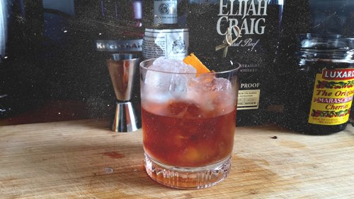 It's Time You Learn To Make A Real Old Fashioned -- Here's Our Recipe
