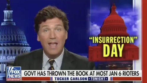 'The Daily Show' Answered Tucker Carlson's Insurrection Questions