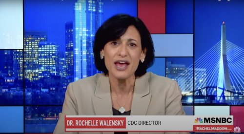CDC Director Suggests That Vaccinated People 'Do Not Carry The Virus'