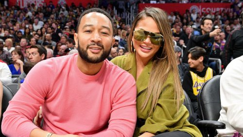 John Legend Shows Support For Chrissy Teigen After Her Lengthy Apology
