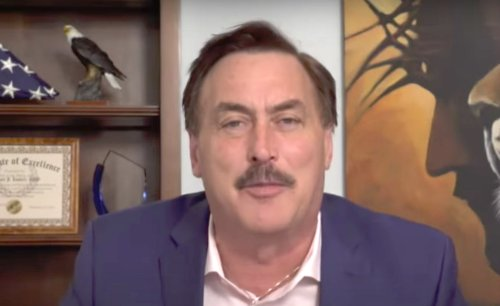 Mike Lindell Thinks 'Every Person In The World' Will Be Talking About His Multi-Day Thanksgiving 'Marathon' To Overturn The 2020 Election - UPROXX