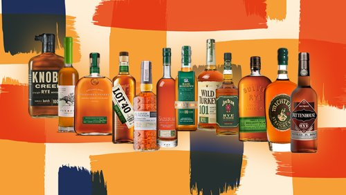 Blind Whiskey Taste Test: 12 Beloved Rye Whiskeys, Ranked
