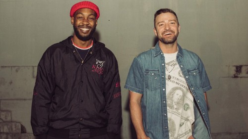 Justin Timberlake And Ant Clemons Sing 'Better Days' At Inauguration
