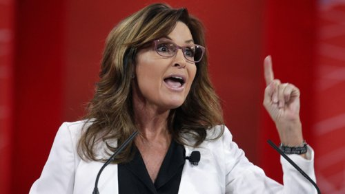 COVID-Stricken Sarah Palin Comes Out As Pro-Mask And Pro-Vaccine