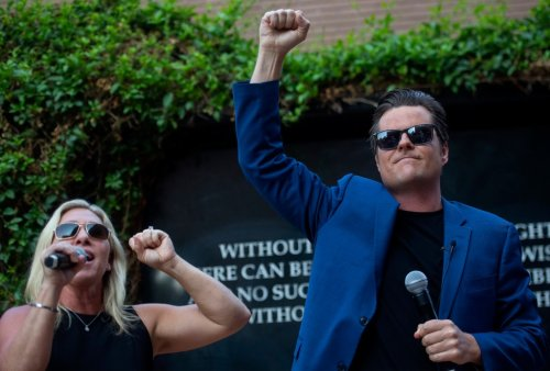 Gaetz And Greene Are Losing Tons Of Money By Fundraising Together