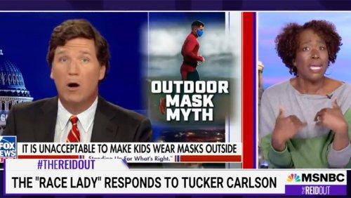 Tucker Carlson's 'Race Lady' Taunting Of Joy Reid Prompts Firing Back