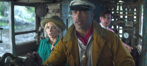'Jungle Cruise' Starts Strong, Then Decides It Needs To Be Convoluted