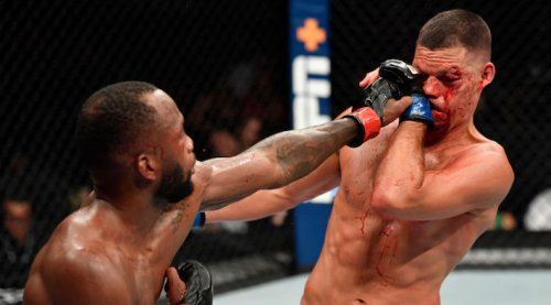 Leon Edwards Survived A Late Flurry To Earn A Decision Over Nate Diaz