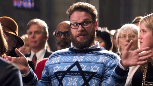 Seth Rogen Will Never Forget How Tom Cruise Pitched Scientology To Him