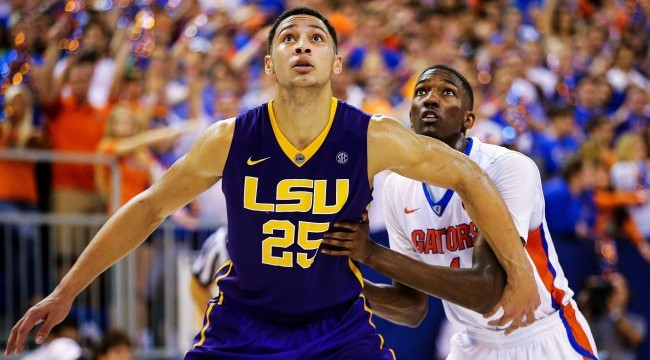 Ben Simmons' High School Coach Says The Sixers Might Actually Have To Fire Another GM