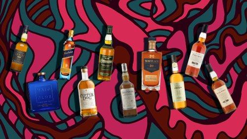 All 35 Scotch Whisky Brands From Diageo's Massive Portfolio, Ranked