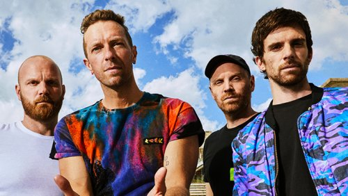 Coldplay's New Album 'Music Of The Spheres' Is Sci-Fi, Maximalist Pop