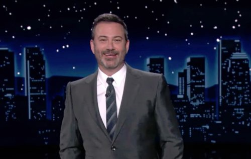 Kimmel Was Delighted By Guests At Mike Lindell's Poorly-Attended Rally