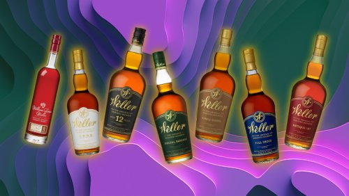 The 7 Core Bottles Of W.L. Weller's Wheated Bourbon Whiskey, Ranked