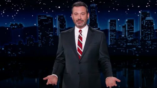 Jimmy Kimmel On Liz Cheney: 'I Thought The GOP Hated Cancel Culture'