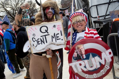 A Ticket For Trump's 2nd Inauguration Is Fooling Way Too Many People