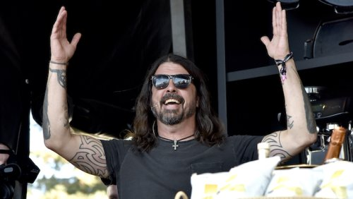 Dave Grohl Is Going On A Brief Book Tour For 'The Storyteller'