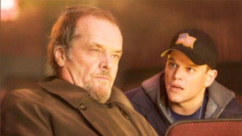 Matt Damon On Jack Nicholson's Absurd 'The Departed' Rewrites