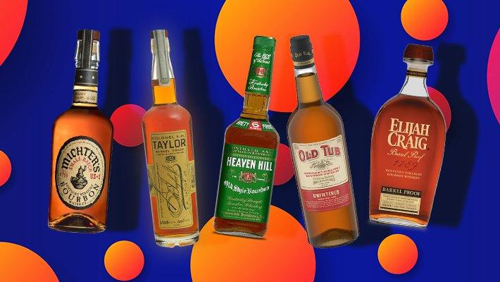 Whiskey, Bourbon, & Scotch - cover