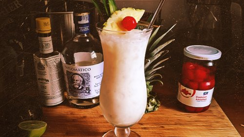 It's A Great Weekend To Make A Piña Colada -- Here's Our Recipe