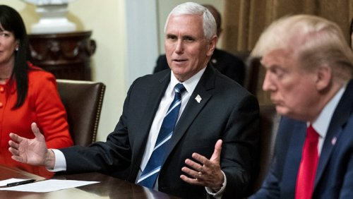 Mike Pence Scored A Deal To Write Two Books, And People Are Livid