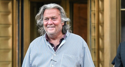 Steve Bannon Reportedly Guided Jeffrey Epstein Through Allegations