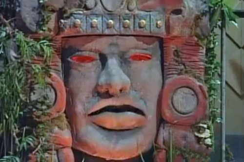 'Legends of the Hidden Temple' Reboot Brings Back The Voice Of Olmec