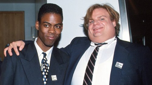 Chris Rock Shares Heartbreaking Anecdote About Chris Farley
