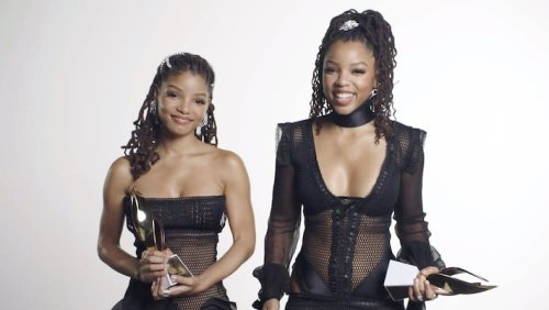 Halle Bailey's Defense Of Sister Chloe Draws Comparisons To Solange