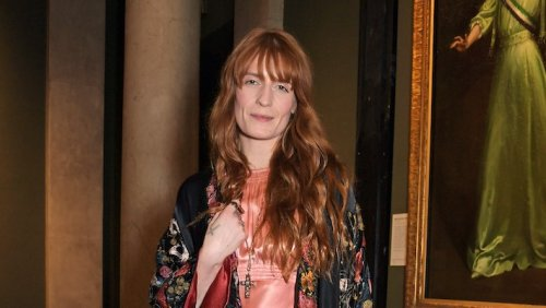 Florence Welch Previews A The New '70s-Inspired 'Call Me Cruella'