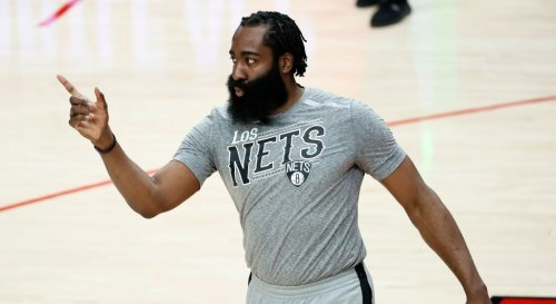 James Harden Is Out Indefinitely After A Setback With Hamstring Injury