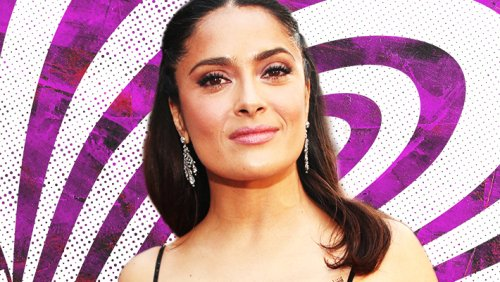 A Few Pressing Questions About Salma Hayek And Her Fancy Pet Owl