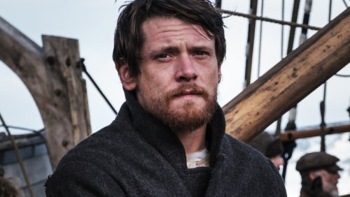 Jack O'Connell On Surviving 'The North Water's 'Insane' Arctic Shoot