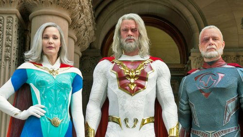 'Jupiter's Legacy': A Shakespearean Family Drama About Superheroes