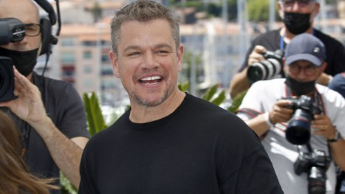Matt Damon Fell In Love With Ireland And Wants To Move There