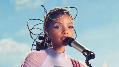 Halle Bailey's Etsy Jewelry Shop Sold Out Just Minutes After It Opened
