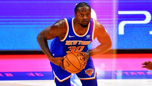 Julius Randle On The Knicks Family And Why Last Year 'Ended Perfectly'