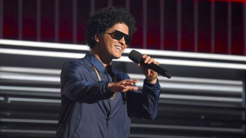 Bruno Mars Says He's Not Fazed By Cultural Appropriation Accusers