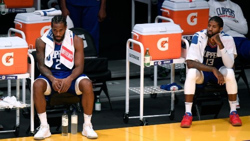 Kawhi Leonard And Paul George Are Both In The NBA's COVID Protocols