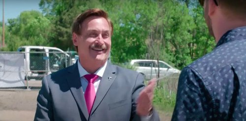 Mike Lindell's 'Daily Show' Interview Really Was Batsh*t Crazy