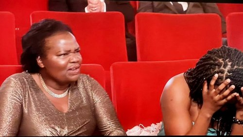 Daniel Kaluuya's Mom And Sister Looked Mortified At His Oscars Speech