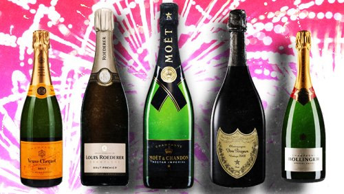 8 Classic Bottles Of Champagne, Ranked