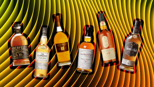 The 10 Best Bottles Of Scotch Whisky Between $100-$125