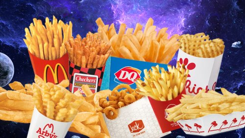 The 23 Best French Fries In The Fast Food Universe, Ranked