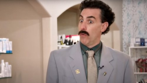 Maria Bakalova Zings Donald And Melania In New 'Borat' Special