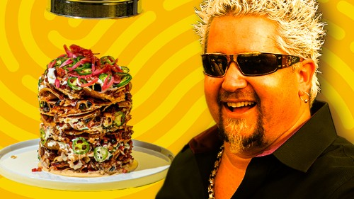 Guy Fieri's Trash Can Nachos Are Now Available Nationwide