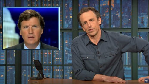 Seth Meyers Hammers Tucker Carlson Over Lies About The Texas Blackout