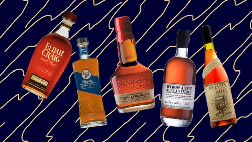 The 10 Best Bottles Of Bourbon Whiskey Between $70-$80