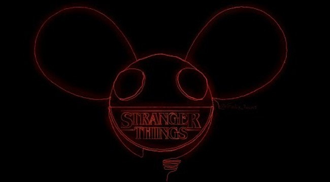 The 'Stranger Things' Theme Just Got An EDM Upgrade From Deadmau5