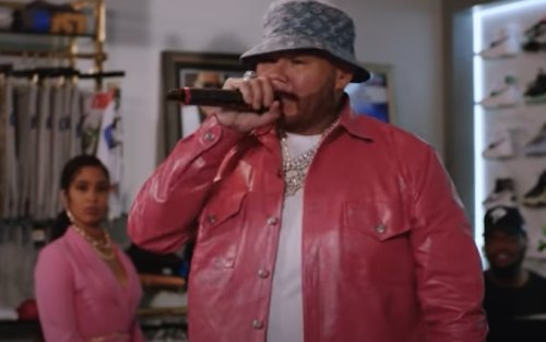 Watch Fat Joe Praise Tina Turner During Tiny Desk Concert